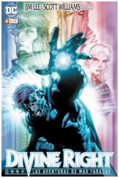 Comic Divine Right: Las Aventuras De Max Faraday