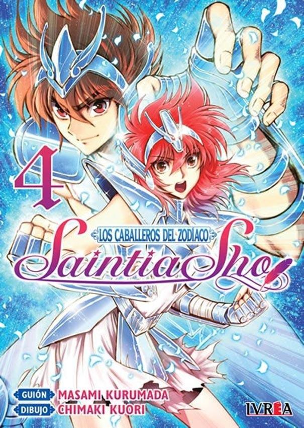 Manga Saintia Sho 04