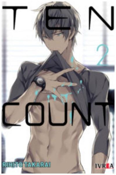 Manga Ten Count 02