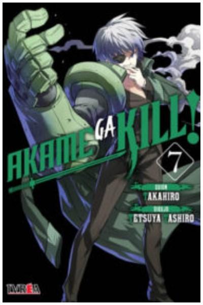 Manga Akame Ga Kill 07