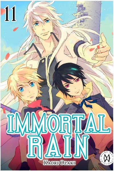 Manga Immortal Rain, Vol. 11