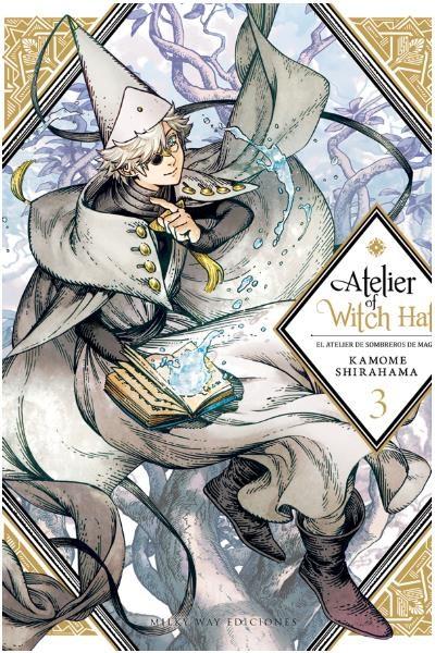 Manga Atelier Of Witch Hat, Vol. 3 (Ed. Española)
