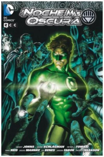Comic La Noche Más Oscura Omnibus (Cuarta Edición)