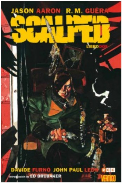 Comic Scalped Libro 02 (De 5)