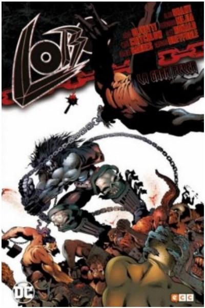 Comic Lobo: La Gran Pelea