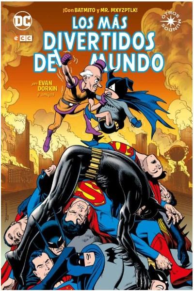 Comic Los Más Divertidos Del Mundo