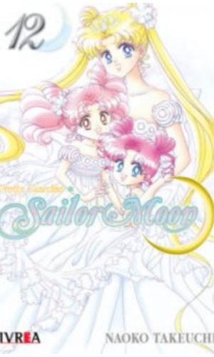 Manga Sailor Moon 12