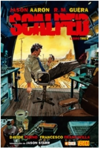 Comic Scalped Libro 03 (De 5)