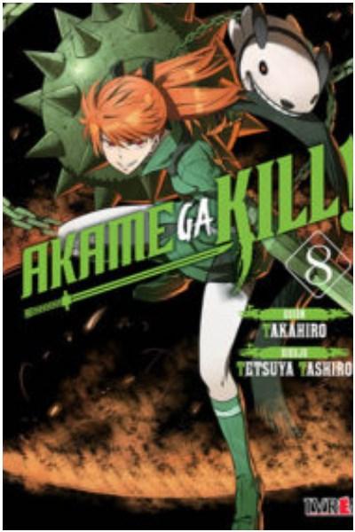Manga Akame Ga Kill 08
