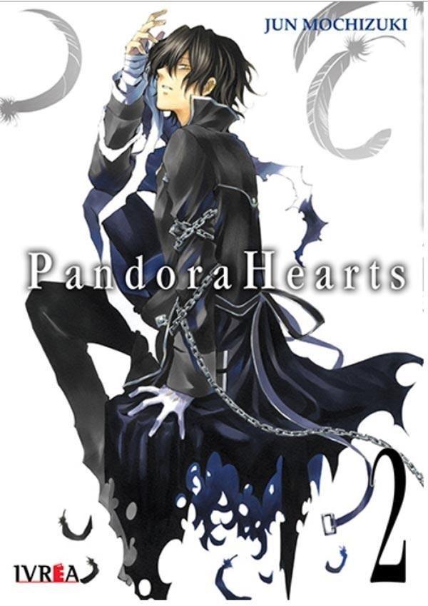Manga Pandora Hearts 02
