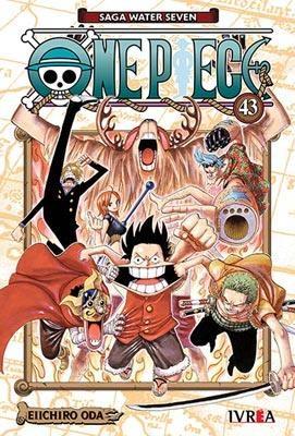 Manga One Piece 43
