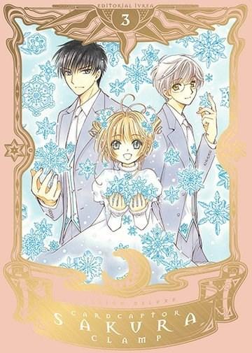 Manga Cardcaptor Sakura Edicion Deluxe 03