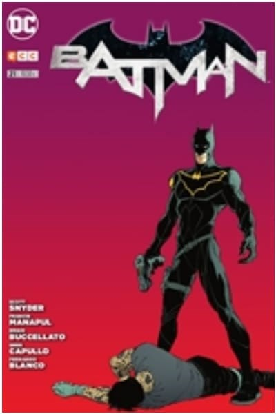 Comic Batman (Reedición Rústica) Núm. 21