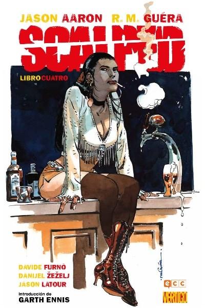 Comic Scalped Libro 04 (De 5)