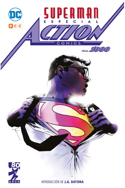 Comic Superman: Especial Action Comics 1000