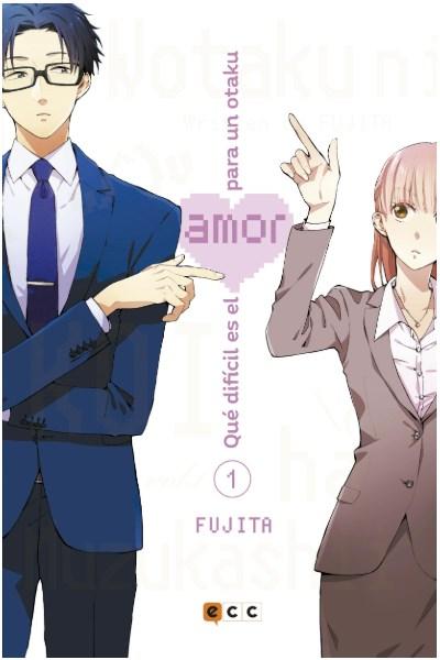 Manga Qué Difícil Es El Amor Para Un Otaku Núm. 01