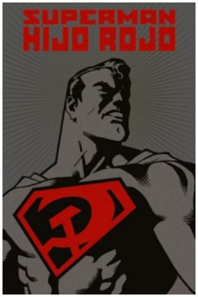 Comic Superman: Hijo Rojo (Edición Deluxe)