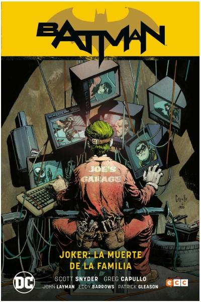 Comic Joker: La Muerte De La Familia