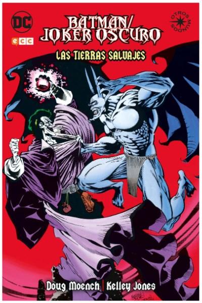 Comic Batman/Joker Oscuro: Las Tierras Salvajes