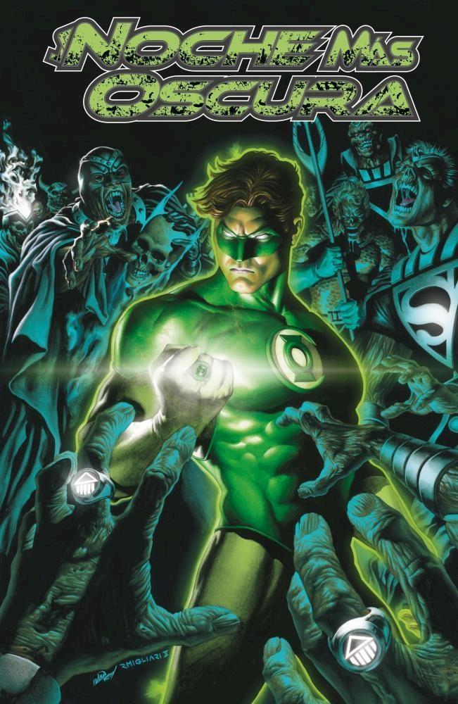 Comic La Noche Más Oscura Xp Vol. 1 (De 5)