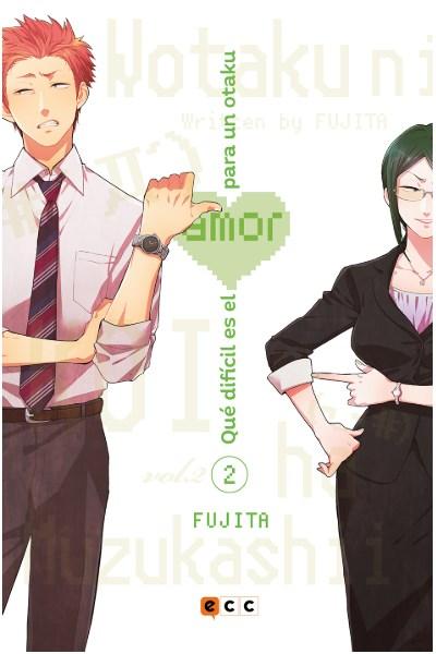Manga Qué Difícil Es El Amor Para Un Otaku Núm. 02