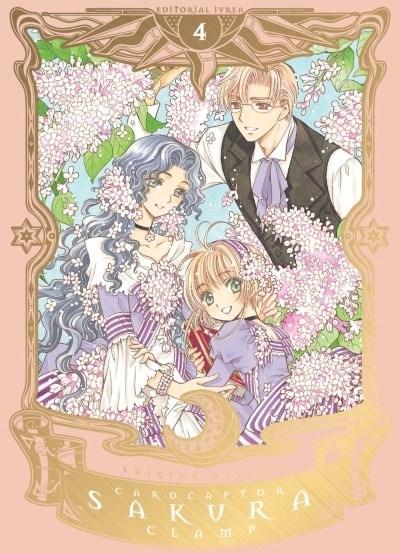 Manga Cardcaptor Sakura Edicion Deluxe 04