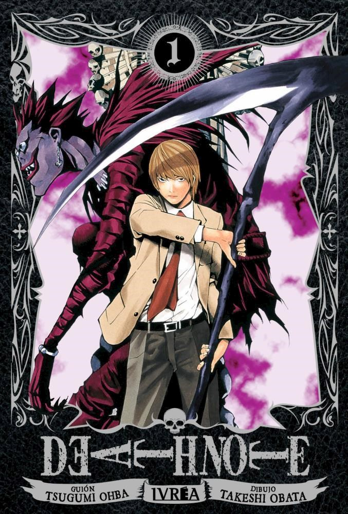 Manga Death Note 01