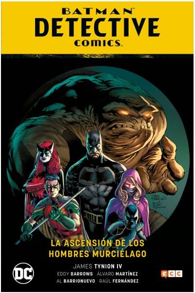 Comic Batman: Detective Comics Vol 1: La Ascensión De Los Hombres Murciélago