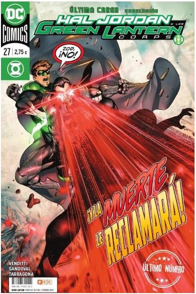 Comic Green Lantern Núm. 82/ 27