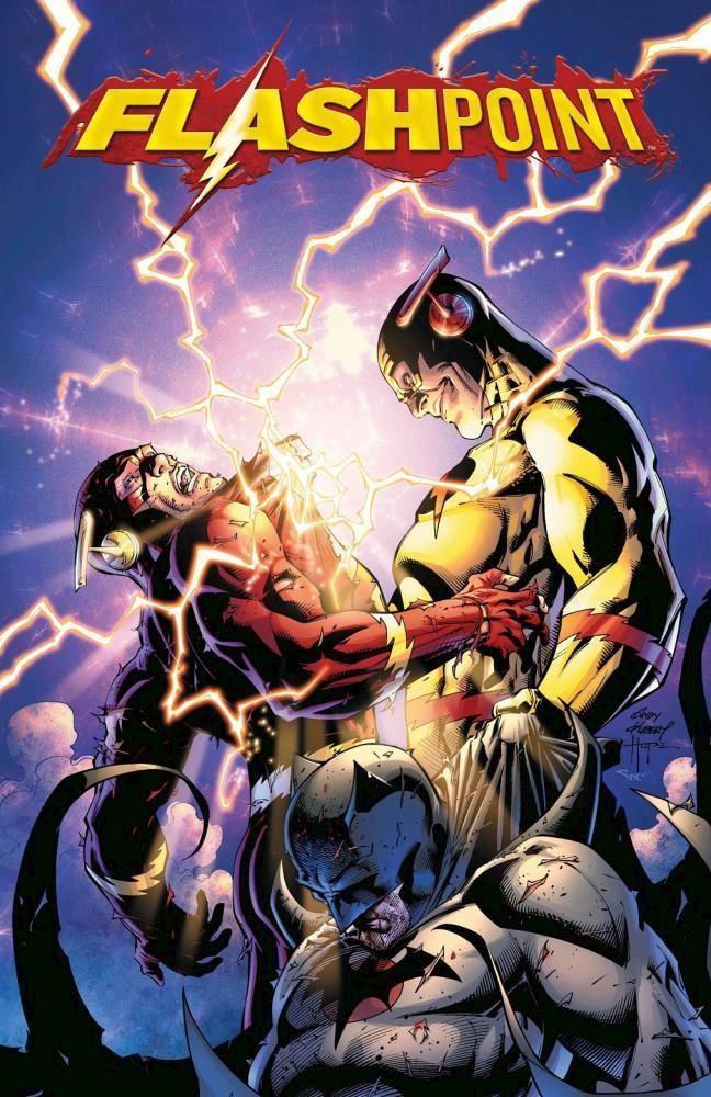 Comic Flashpoint Xp Vol. 04 De 4