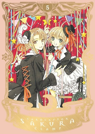 Manga Cardcaptor Sakura Edicion Deluxe 05