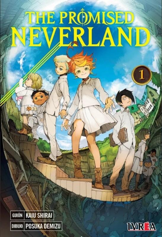 Manga The Promised Neverland 01