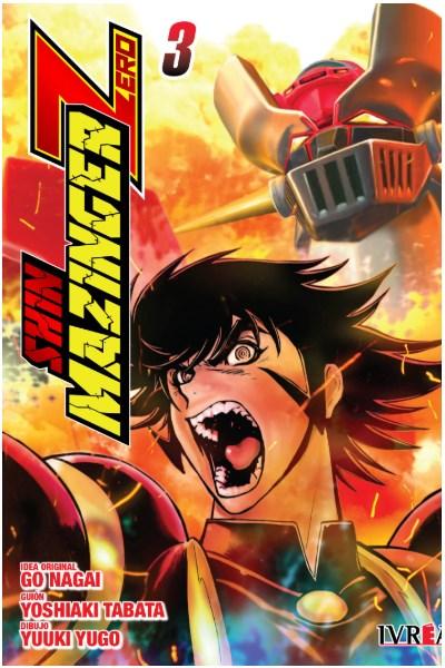 Manga Shin Mazinger Zero 03
