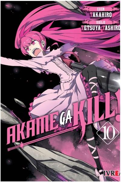 Manga Akame Ga Kill 10