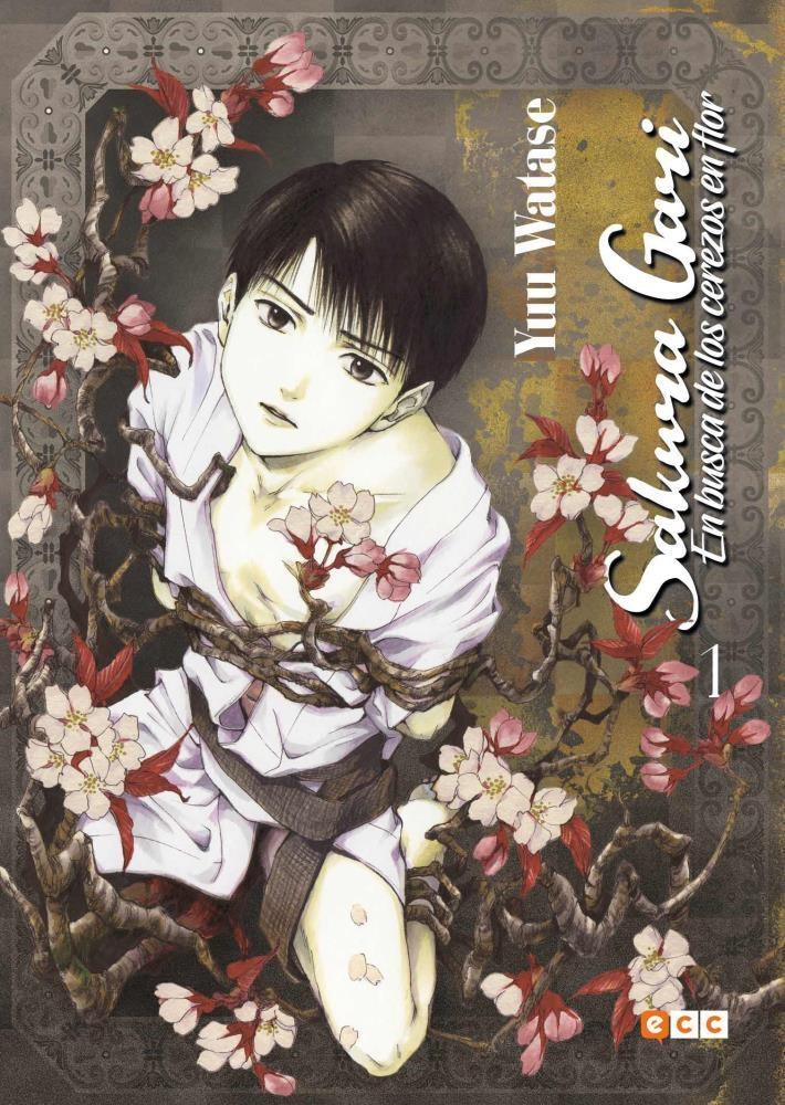 Manga Sakura Gari: En Busca De Los Cerezos En Flor Núm. 01 (De 3)