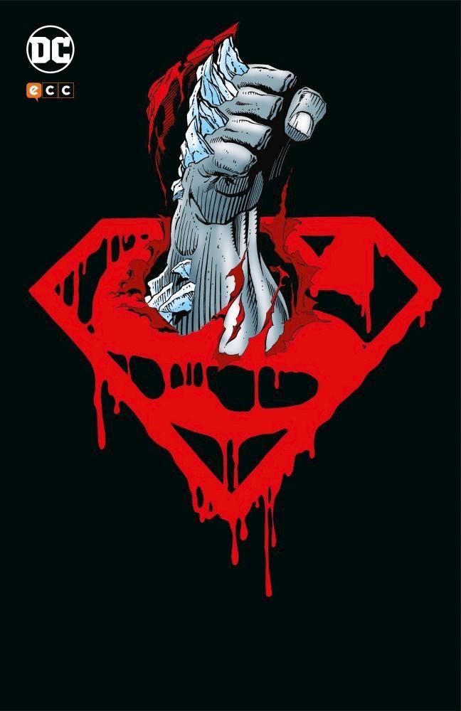Comic La Muerte De Superman (Edición Deluxe)