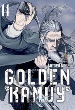 Manga Golden Kamuy, Vol. 14