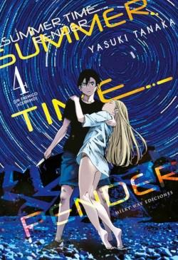 Manga Summer Time Render, Vol. 4