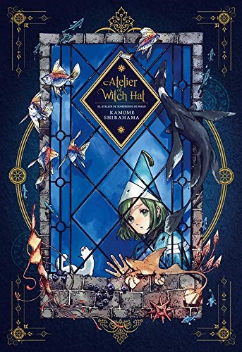 Libro Atelier Of Witch Hat Notebook