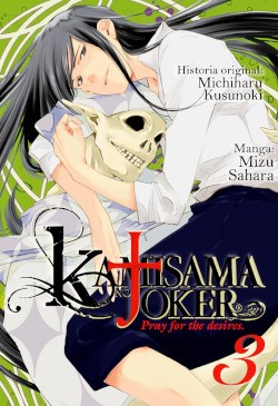 Manga Kamisama No Joker, Vol. 3