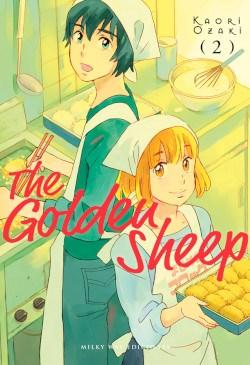 Manga The Golden Sheep, Vol. 2