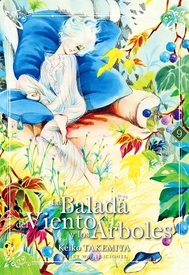 Manga La Balada Del Viento Y Los Árboles 9