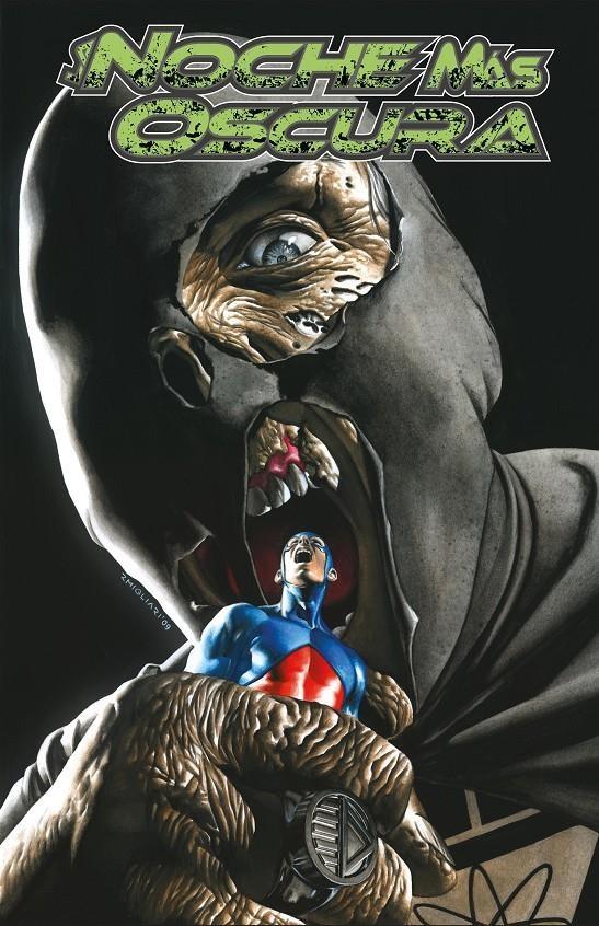 Comic La Noche Más Oscura Xp Vol. 03 De 5