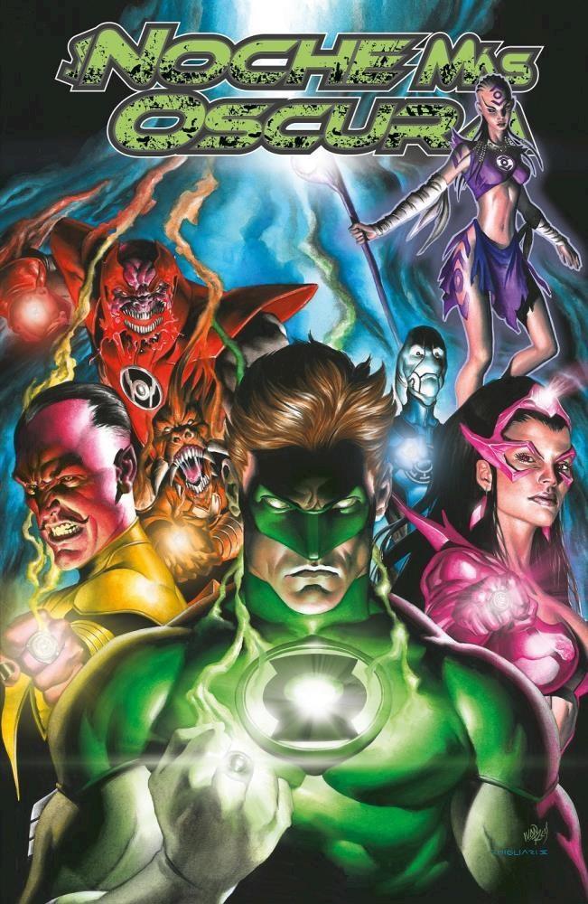Comic La Noche Más Oscura Xp Vol. 05 De 5