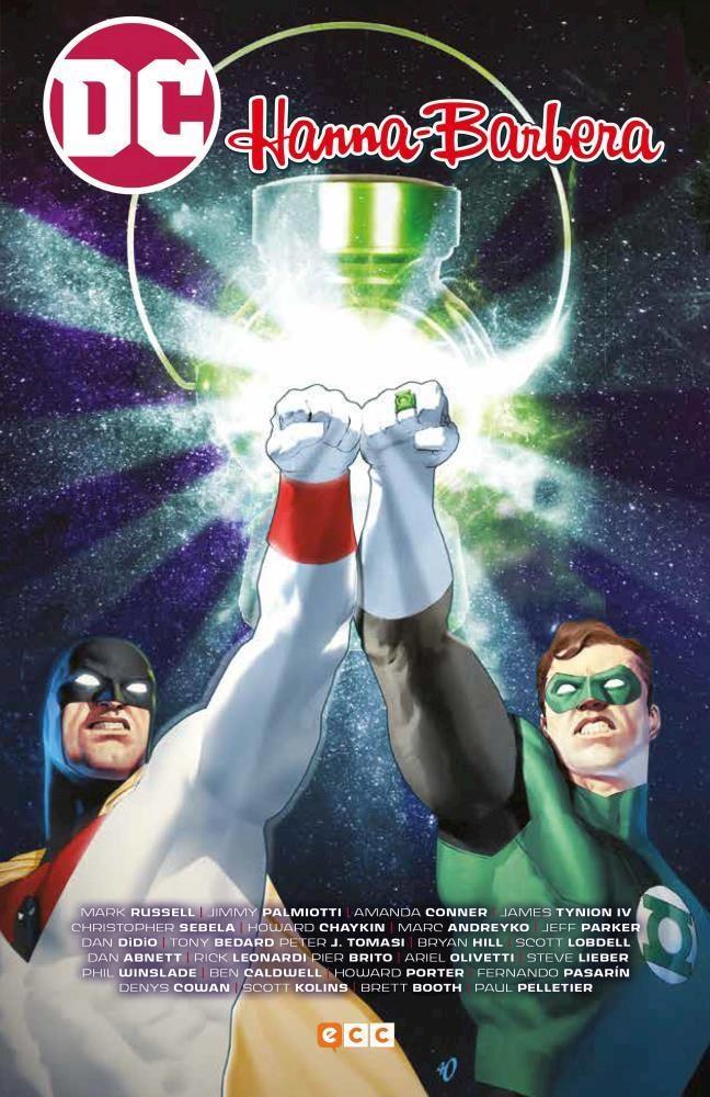 Comic Dc Comics/Hanna Barbera: Integral