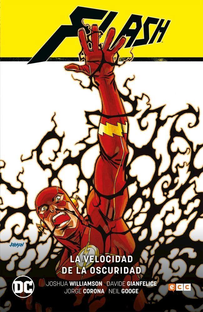 Comic Flash De Joshua Williamson Vol. 02: La Velocidad De La Oscuridad