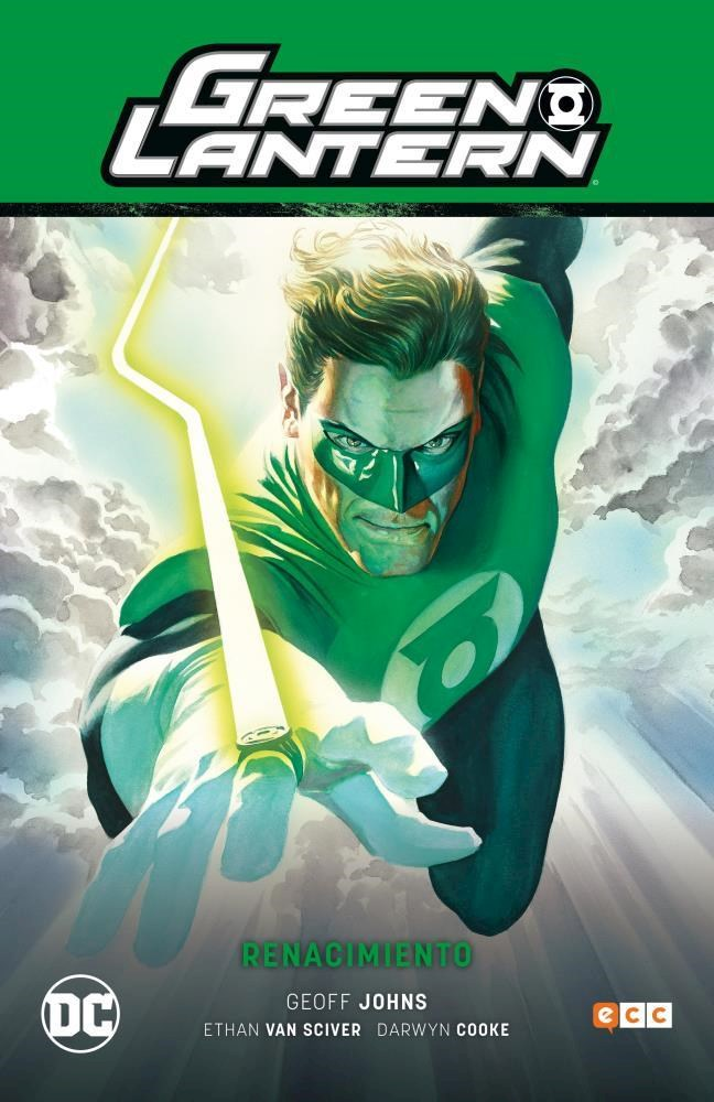 Comic Green Lantern Vol. 1: Renacimiento / Recarga Parte 1