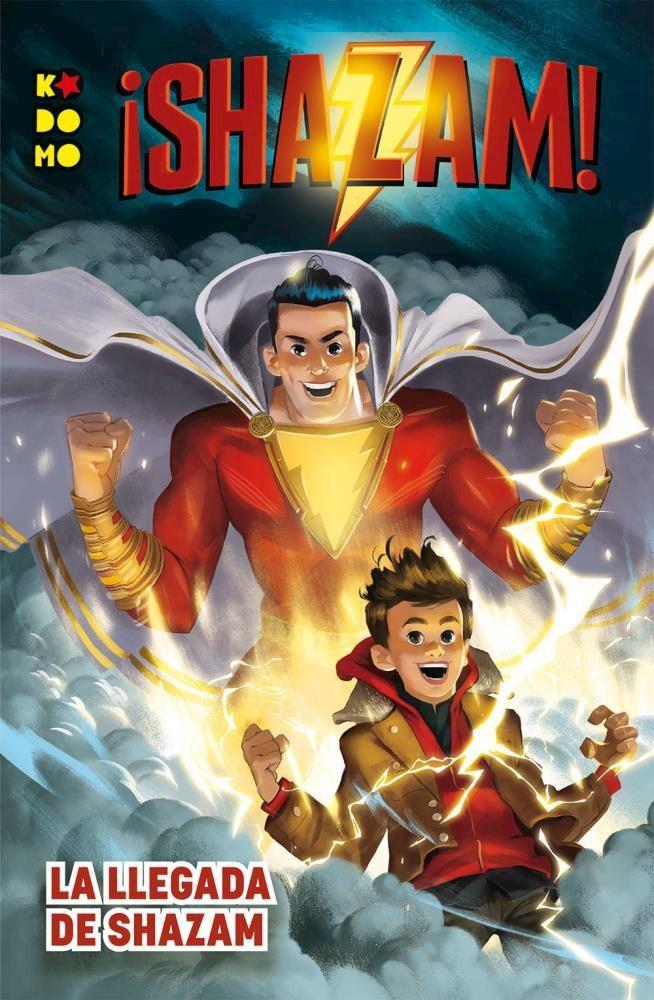Comic ¡Shazam! La Llegada De ¡Shazam!