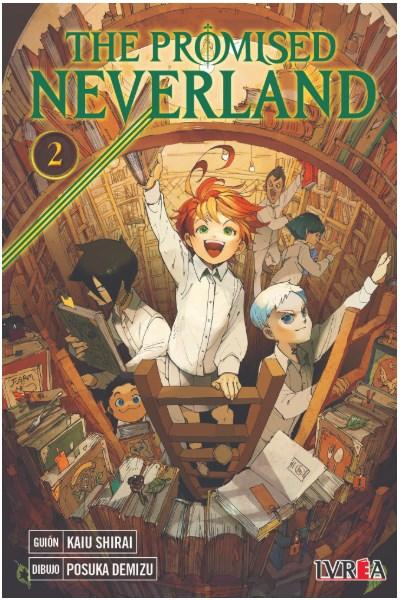 Manga The Promised Neverland 02