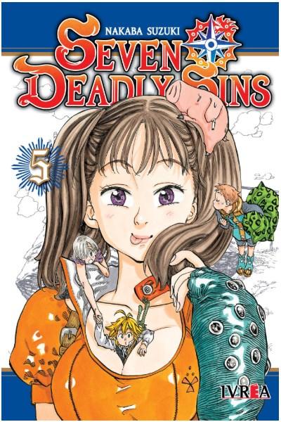 Manga Seven Deadly Sins 05